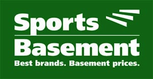 Our supporter Sports Basement